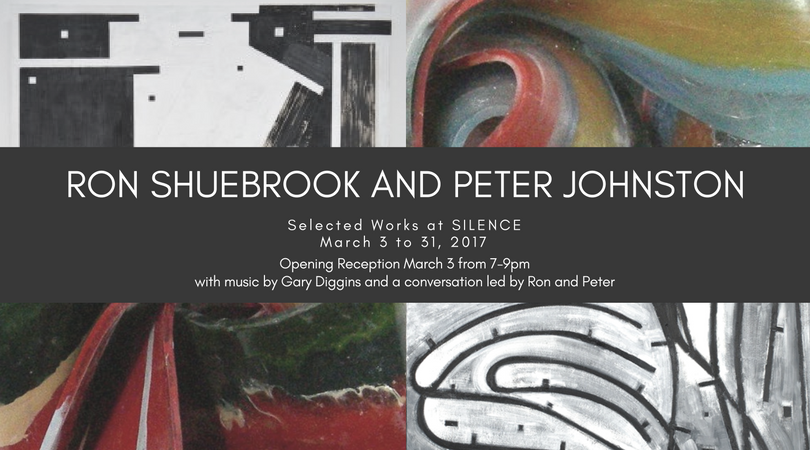 Ron Shuebrook and Peter Johnston