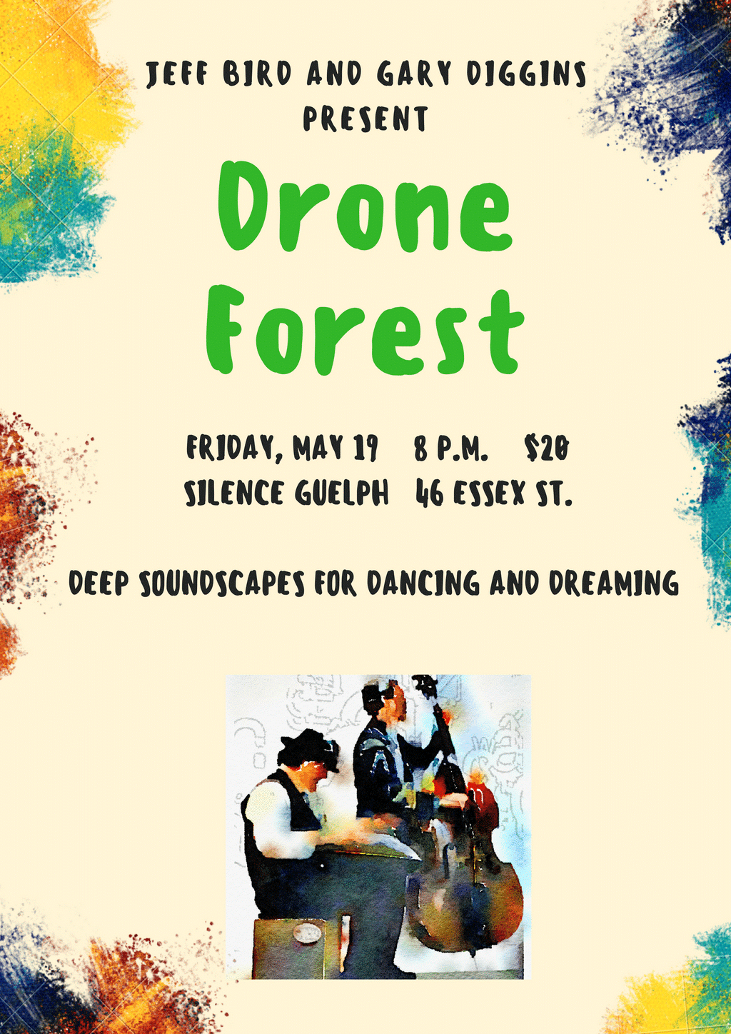 Drone Forest May 19