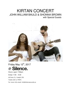 Silence -Kirtan Poster-1