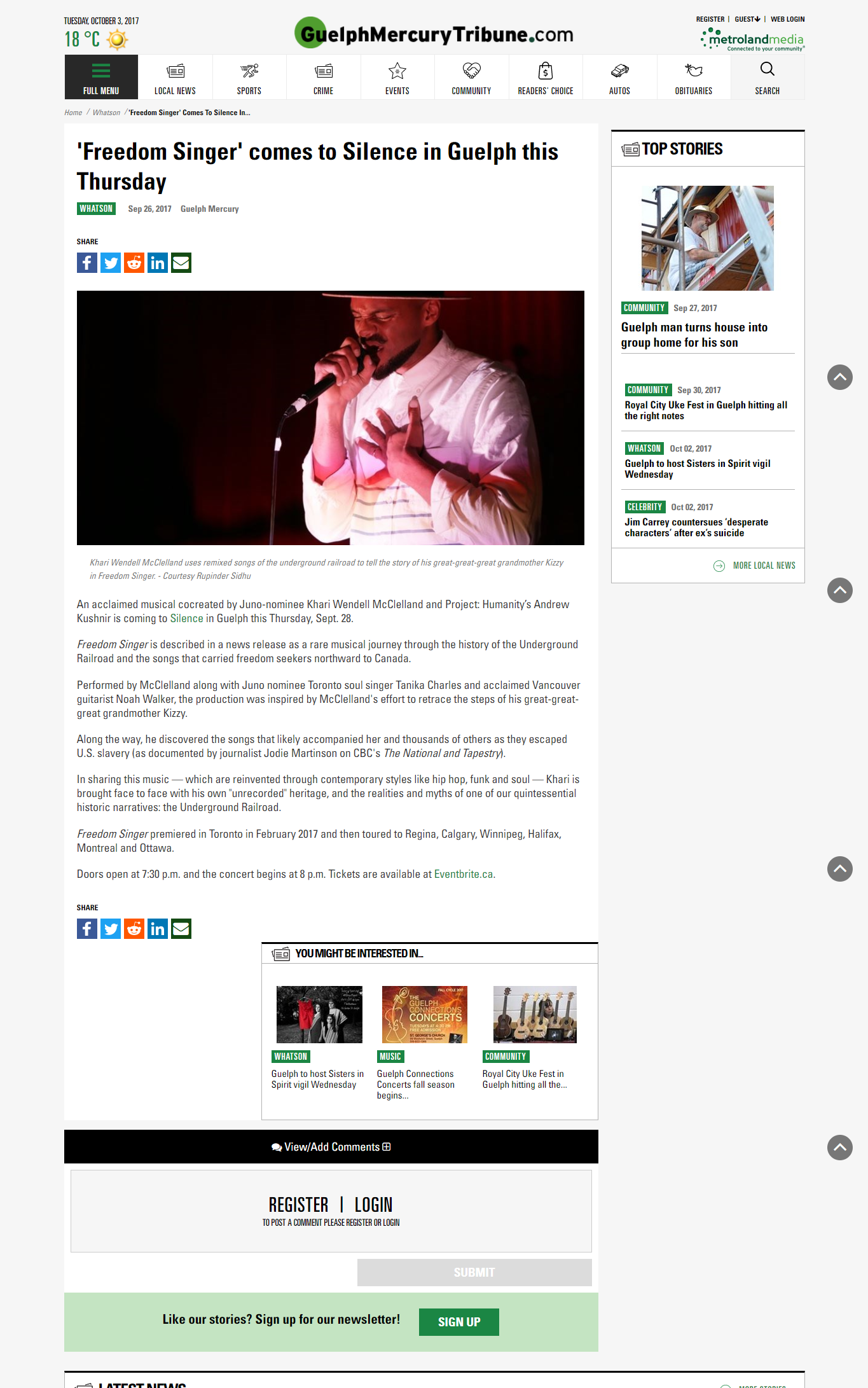 screencapture-guelphmercury-whatson-story-7578636-freedom-singer-comes-to-silence-in-guelph-this-thursday-1507051798109
