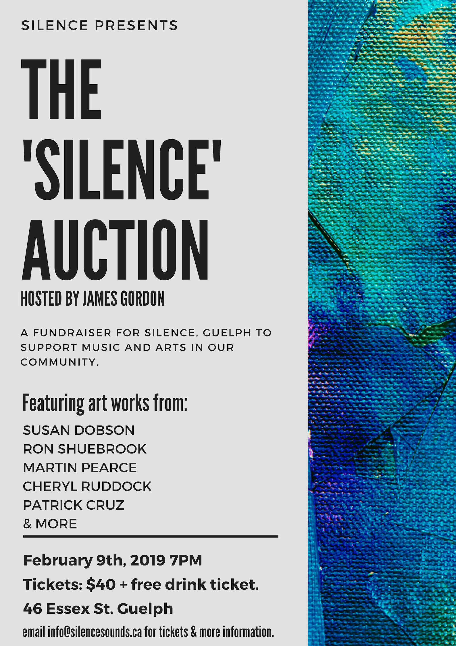 Silence Art Auction (For Print) (1)