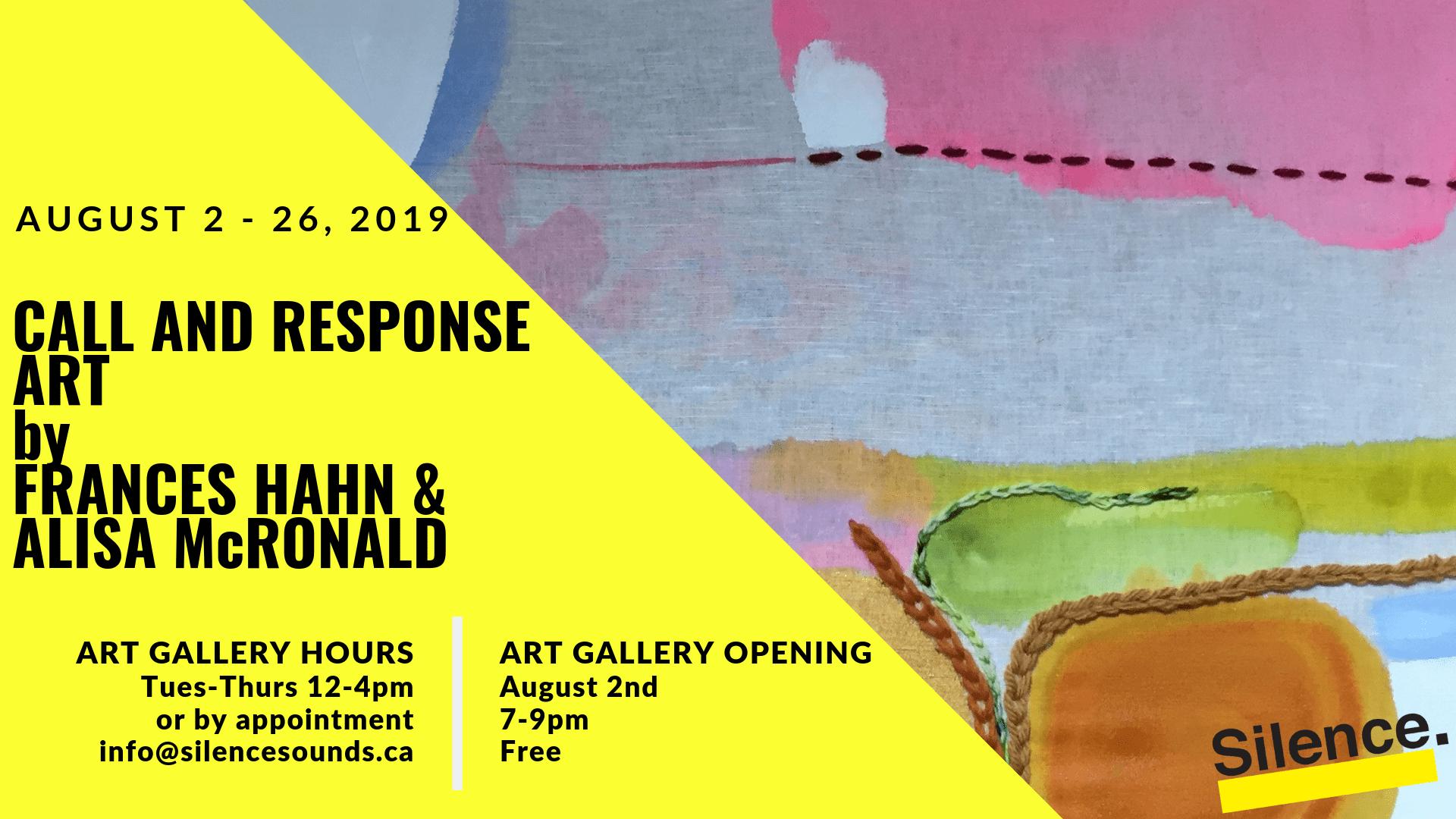 Art Exhibition – Frances & Alisa (1) (2)