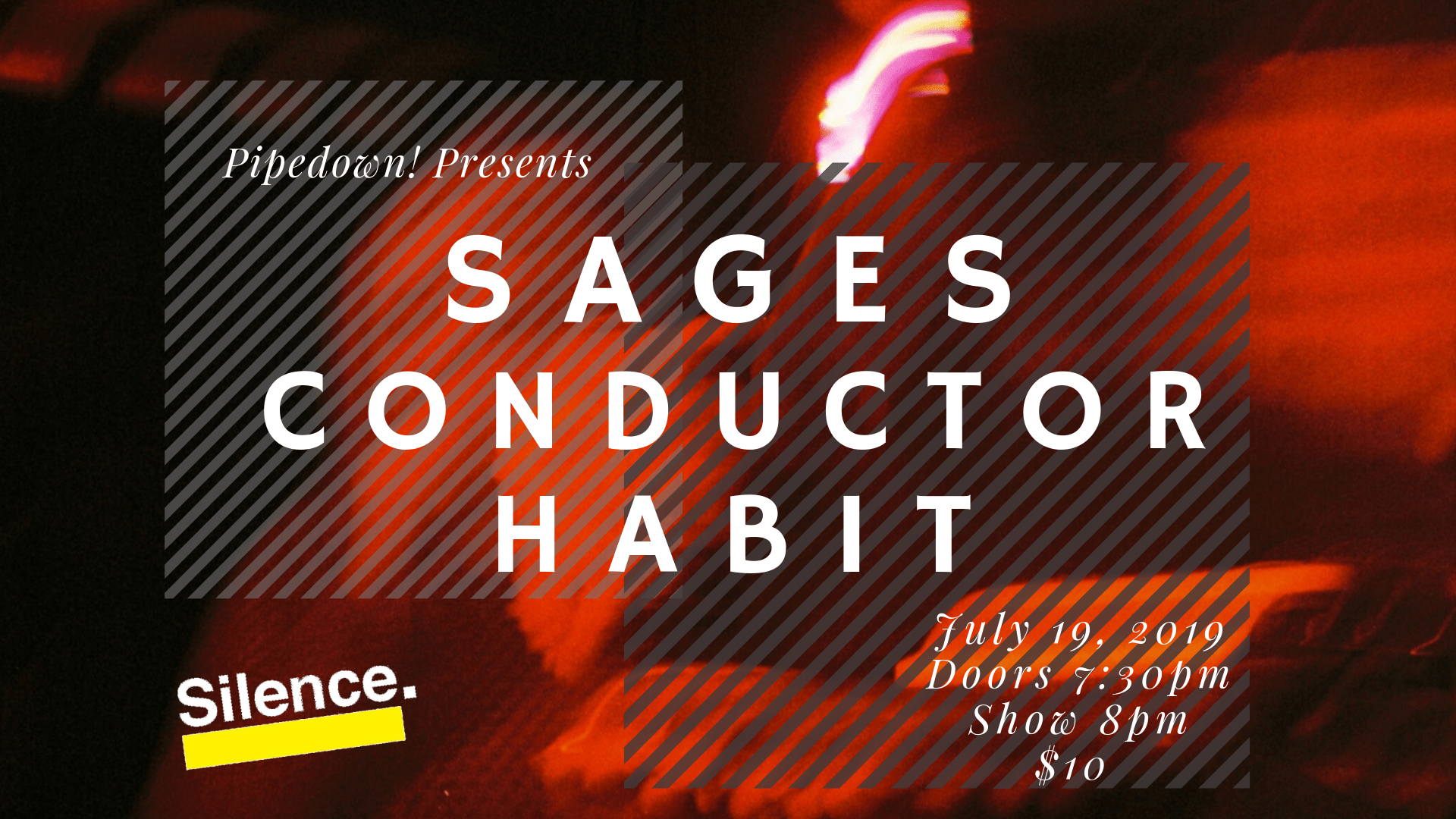 FB Cover Pipedown Sages_Conductor_Habit