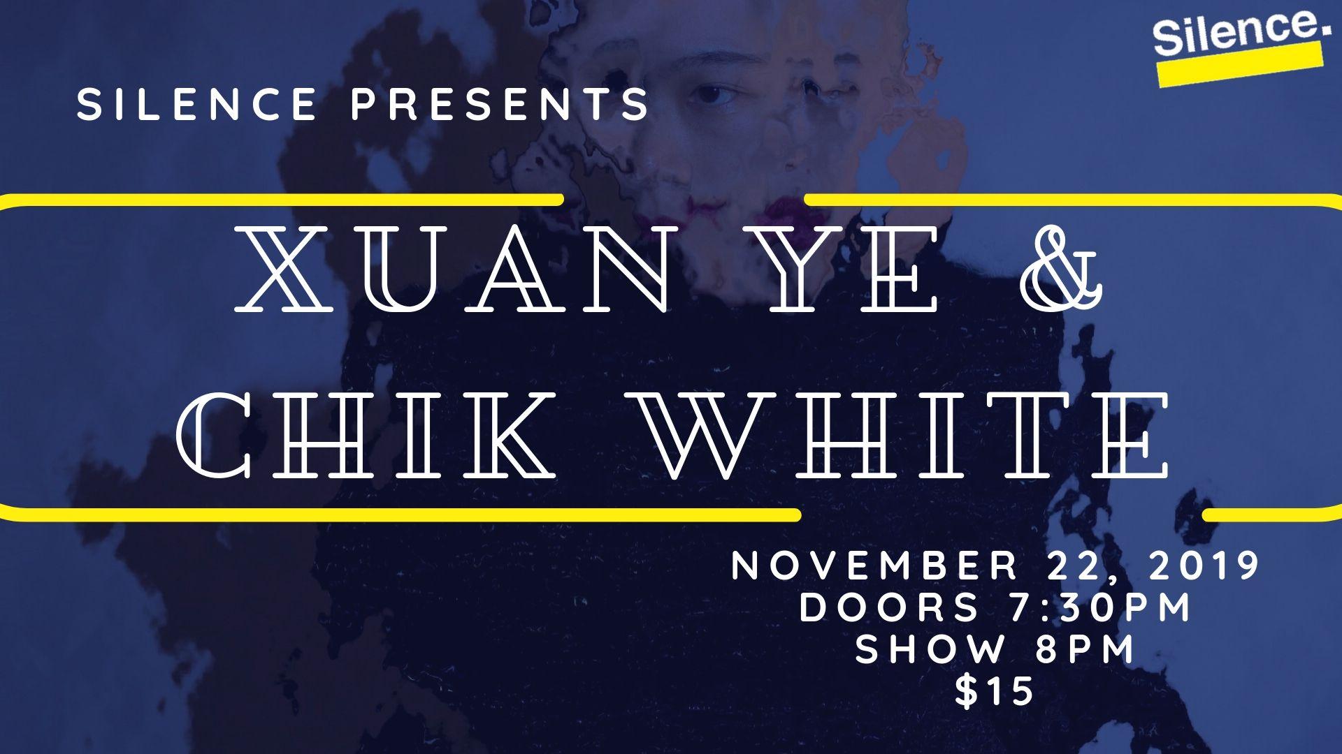 SP Xuan Ye & Chik White