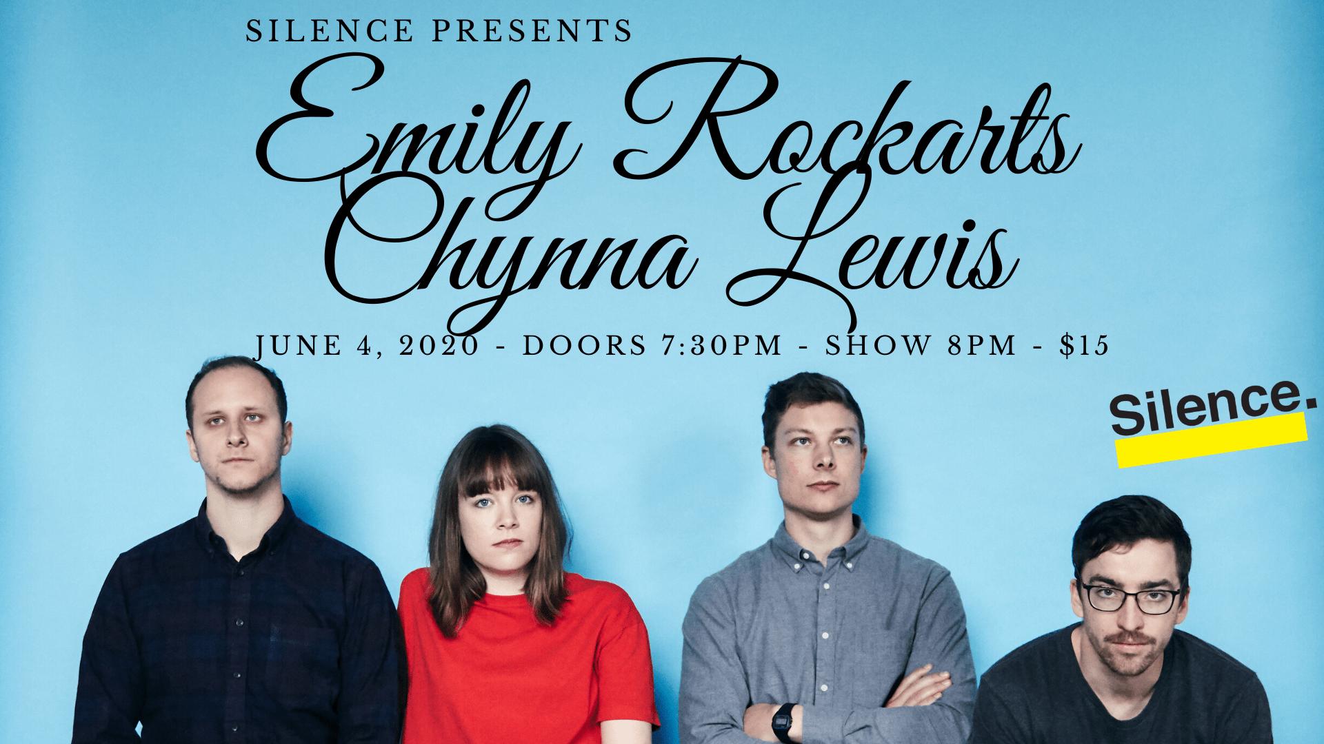 SP Emily Rockarts & Chynna Lewis