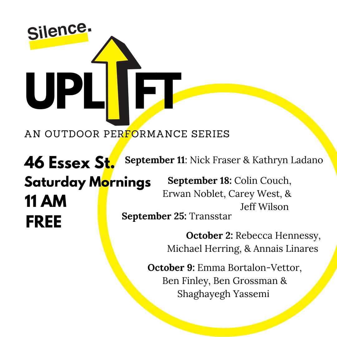 Uplift – concert Listing
