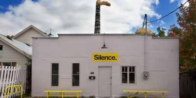 Silence Outside